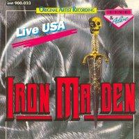 Iron Maiden - Live USA CD